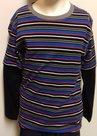 Max-Collection-Shirt-Jongens-Blauw