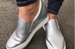 Sneakers-voor-Dames-Grijs