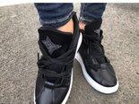 Sneakers-voor-Dames-zwart