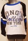 Shirt-Max-Collection-Jongens-Blauw