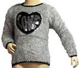 Sweater-LOVE-met-pailetten