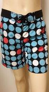 CBK Sportswear Zwembroek Meisjes Zwart / Lichtblauw